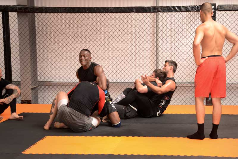 New Daytime MMA Sessions