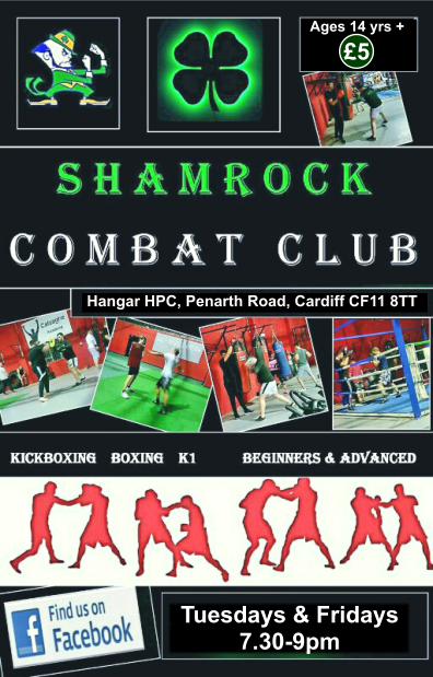 Kickboxing Boxing and K1 Classes at The Hangar