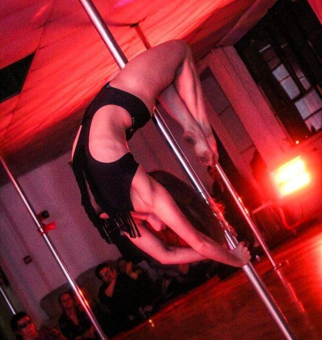 Pole Routine Course Starts 9th January 2018