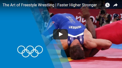 The Art of Freestyle Wrestling