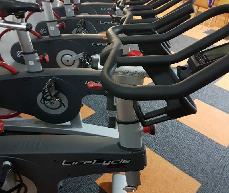 Spin Classes Starting 26th May