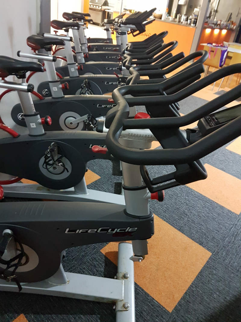 Spin Classes Cardiff
