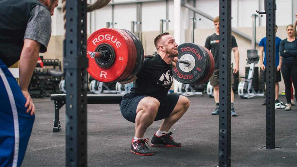 Luke Etheridge Beginners Olympic Lifting Course