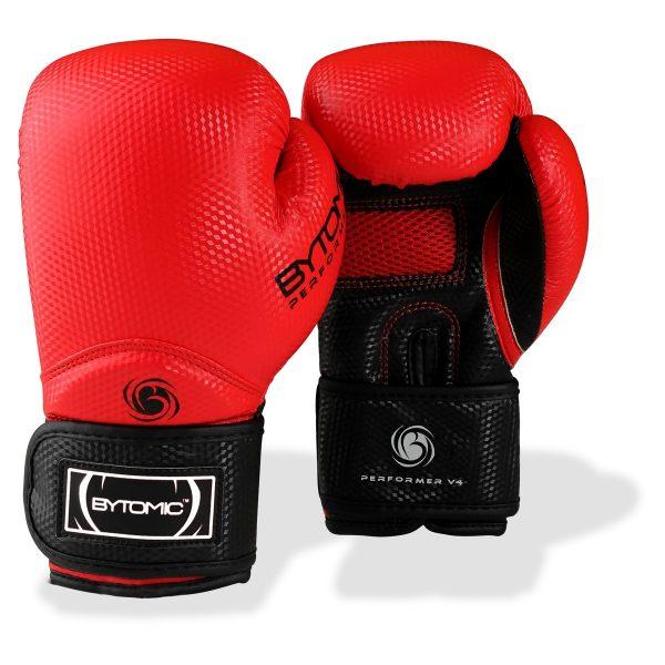 Bytomic Performer V4 Boxing Gloves Red