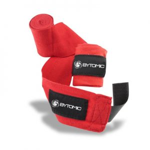 BYTOMIC MEXICAN HAND WRAPS RED